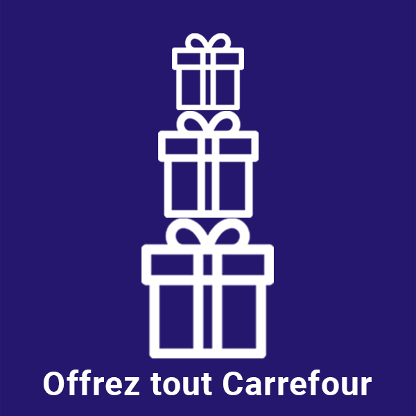 Offrez tout Carrefour