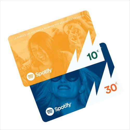 Carte Cadeau Spotify.Cartes Cadeaux Thematiques Cartes Cadeaux Carrefour